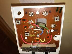 Honeywell Rth2300 Thermostat Installation Instructions