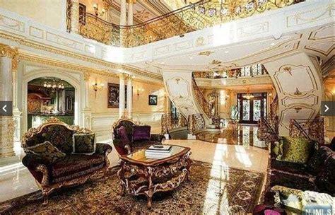 million  square foot mediterranean mansion  franklin lakes nj homes   rich