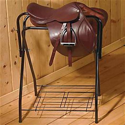 folding saddle rack folding saddle stand statelinetack