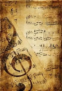 vintage music | 10573828 vintage musical background ...