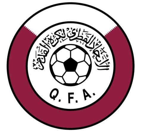qatar primary logo asian football confederation afc