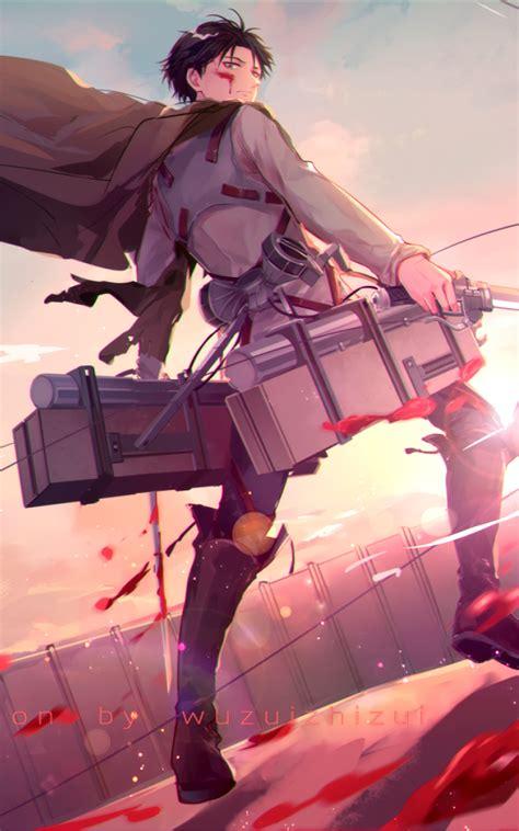 Levi attack on titan shingeki no kyojin anime hd wallpaper. 800x1280 Levi Ackerman Nexus 7,Samsung Galaxy Tab 10,Note Android Tablets Wallpaper, HD Anime 4K ...