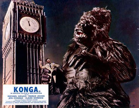 Screening Of Konga (1961) » The Cinema Museum, London