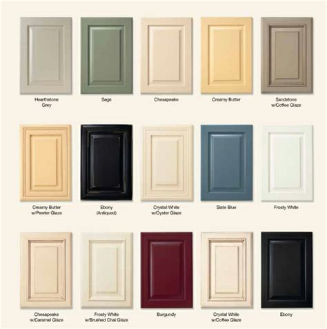 popular stain colors for kitchen cabinets kitchen cabinet door colors kitchen and decor