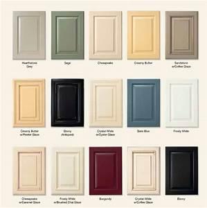 kitchen cabinet door colors - Kitchen and Decor