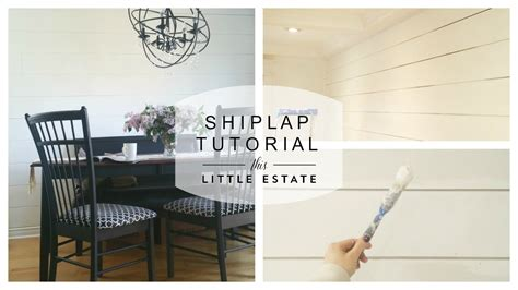 Where Do I Find Shiplap by How To Install Shiplap