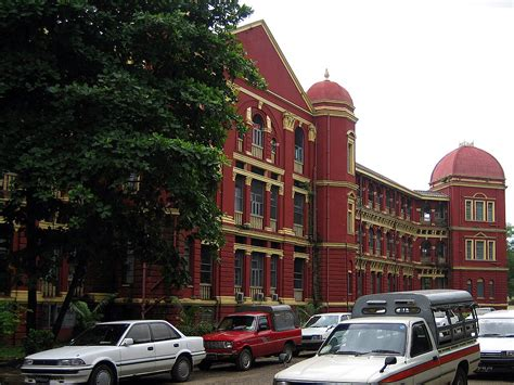 yangon general hospital wikipedia