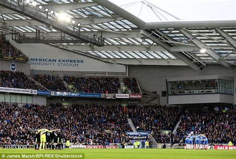 VAR makes its English debut in Brighton vs Crystal Palace ...