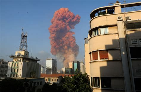 explosion tears  lebanons capital  residents