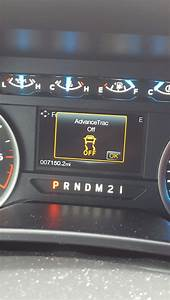 Traction Control Button - Ford F150 Forum