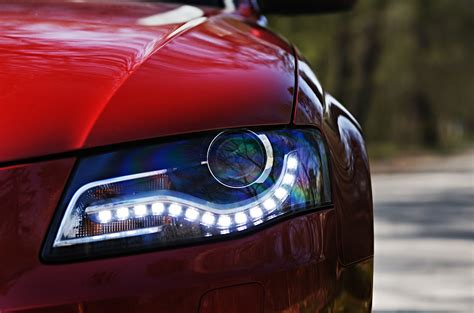 Cool Cars With Led Headlights