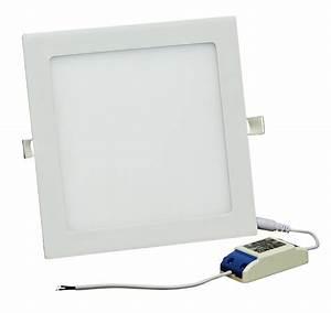 Led Deckenleuchte Kaltweiß : led lampe deckenleuchte 220x220mm kaltweiss lp2222h12w20k 10856 ~ Eleganceandgraceweddings.com Haus und Dekorationen