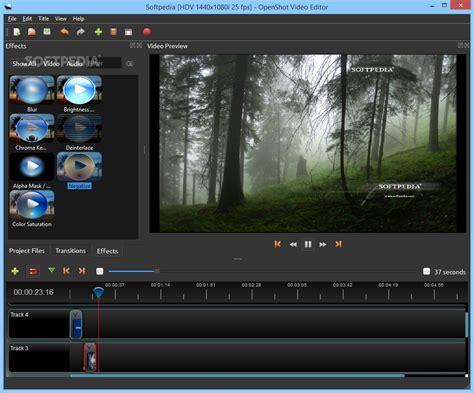 Download OpenShot Video Editor 2.5.1