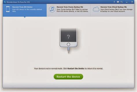 how to get iphone out of recovery mode iphone data recovery how to get iphone out of