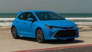 2019 Toyota Corolla Hatchback First Drive Review  Techier
