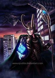deviantART Loki Ragnarok