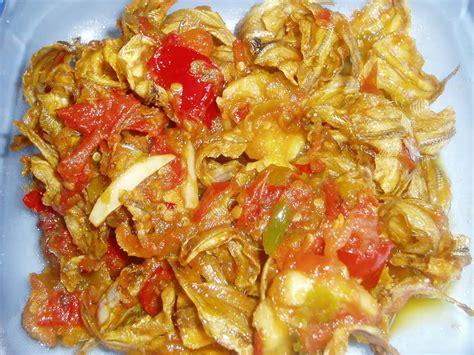 Indo Kitchen Balado Ikan Asin