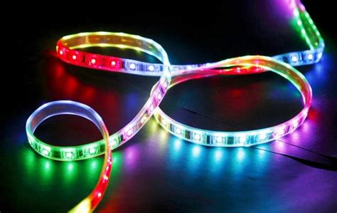 make your a success with colour changing led lights
