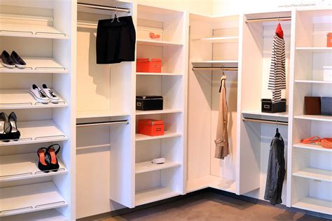 How To Install A Closet Organizer by Things To Consider When Planning Your Custom Closet Design