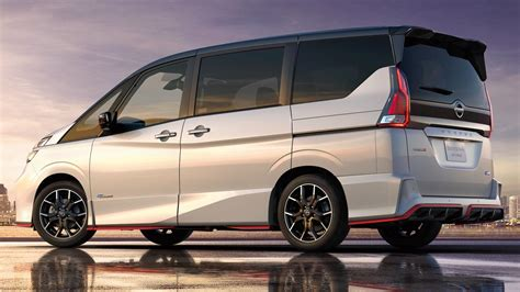 Nissan Serena Nismo Goes On Sale In Japan, Gets Full Nismo
