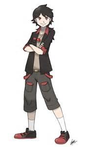 Pokemon Male Trainer