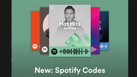 spotify codes musik  barcode teilen computer bild