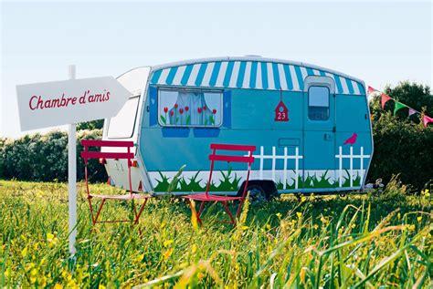 caravane chambre une caravane comme une chambre