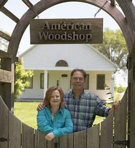 Scott & Suzy Phillips, The American Woodshop Woodcraft