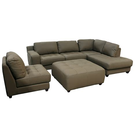 sectional with chaise and ottoman living room large u shaped gray couch with chaise and