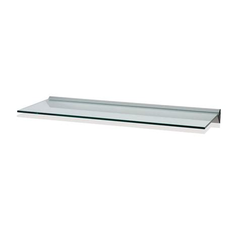 glass shelf floating glass shelves brackets pixshark com