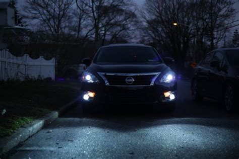 2014 nissan altima fog lights 2013 2014 2015 nissan altima l33 fog ls driving lights