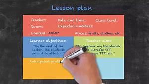 Lesson Planning - Part 3
