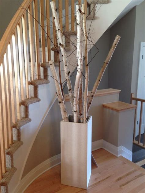 birch tree decors   freshen  yous space