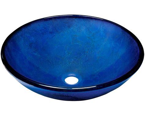 blue glass vessel sinks for bathrooms 644 foil undertone glass vessel sink