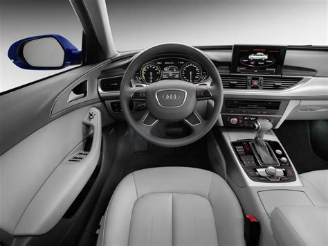 Audi A6 2017 Interior by 2017 Audi A6l E Features And Details Machinespider