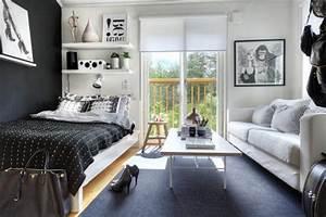 1 Zimmer Wohnung Einrichtung : einrichtungsideen 1 zimmer wohnung ~ Bigdaddyawards.com Haus und Dekorationen