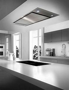 Ceiling Recessed Kitchen Extractor Fan In 2020