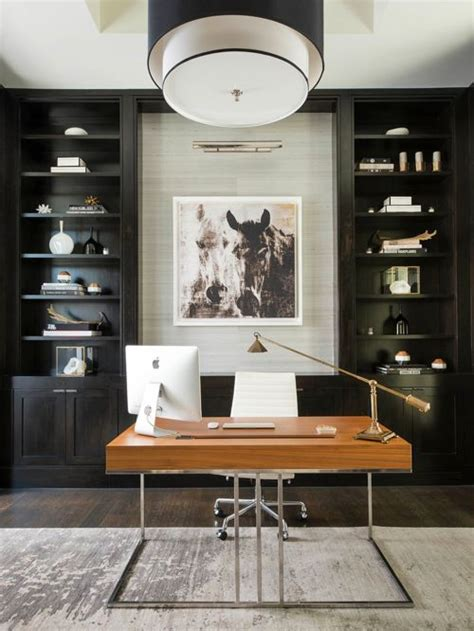 Contemporary Home Office Design Ideas, Remodels & Photos