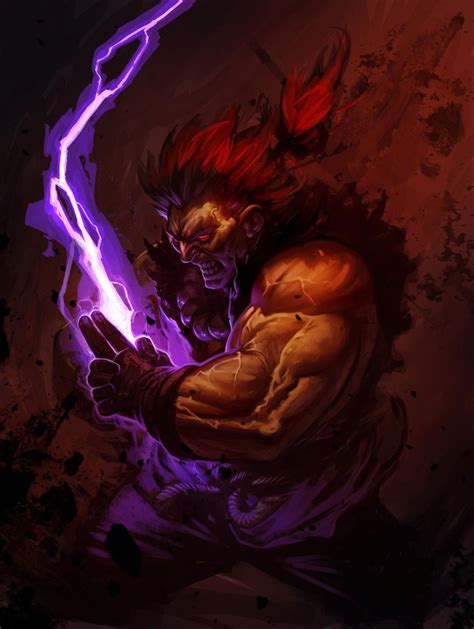 Akuma By Antoniodeluca On Deviantart