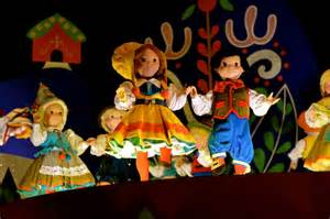 Disney Its a Small World After All