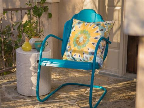 chair upcycling ideas from hgtv hgtv s decorating