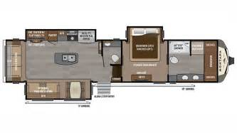 2016 montana 3911fb 5th wheel floor plan keystone rv