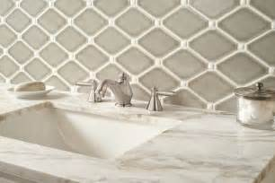 dove gray diamond mm white subway tile bathroom