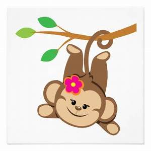 Girly Monkey Clip Art | Clipart Panda - Free Clipart Images