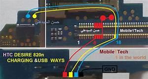 Htc Desire 820n Usb Charging Problem Solution Jumper Ways