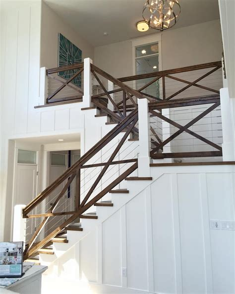 Rampe D'escalier  Déco  Pinterest  Rampes, Escaliers Et