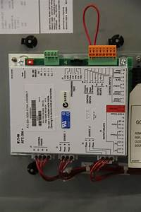 New Eaton 480v 200a 3p Auto Transfer Switch Atc