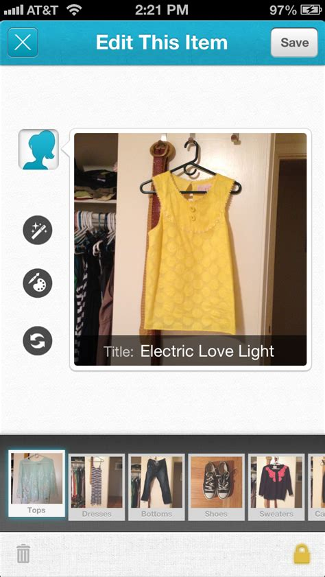 review of wardrobe management apps netrobe and cloth