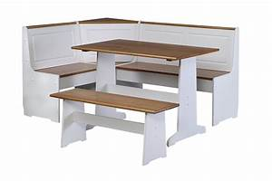 Awesome Kitchen Table With Bench And Chairs Ideas