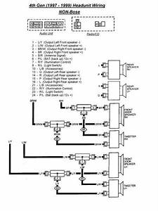 2005 Nissan Altima Radio Wiring Diagram